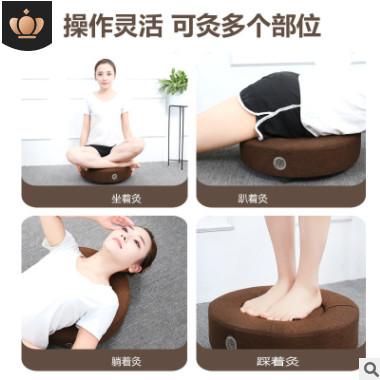 批发艾灸蒲团 坐灸仪 艾灸盒臀部家用多功能熏凳艾灸坐垫 坐熏仪