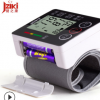 JZIKI健之康电子血压计手腕式全自动血压仪测量仪中英文会销礼品