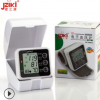 JZIKI手腕式电子血压计语音血压表智能测量血压仪器 赠品礼品外贸