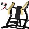 广州健身器材厂家 上斜推胸训练器 胸大肌二头肌训练 健身房器材