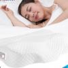 智能新品多功能止鼾枕头按摩拉伸颈椎提高呼吸道通畅达到止鼾效果