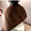 厂家直销热敷垫多功能发热垫坐垫加热护膝垫麦饭石热敷垫可拆洗
