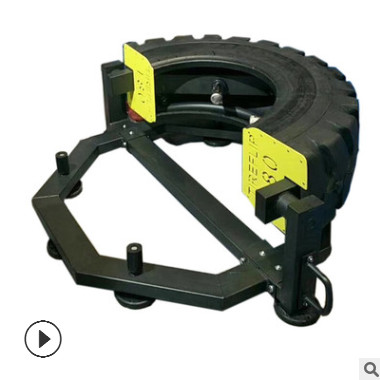 厂家大量销售健身好轮胎半弯翻转轮胎180°半弯健身轮胎