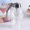 新款亚克力 蜂蜜糖浆分发器 蜂蜜调味瓶 果酱蜂蜜瓶 蜂蜜塑料杯