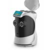 jiqrO爸 酒店咖啡厅餐厅智能迎宾保姆送餐送咖啡服务机器人