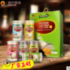南农无添加蔗糖米昔礼盒6罐装五谷营养代餐粉送礼批发厂家直销