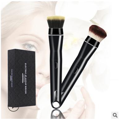 电动化妆刷USB充电化妆刷 电动洗刷器 散粉BB上妆工具厂家直销