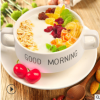 优品康 水果燕麦片1.35kg桶装 免煮代餐五谷物即食早餐冲饮营养粥