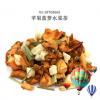 SFT05665苹果菠萝水果茶 香甜奶酪苹果风味 进口花果茶原料 500g