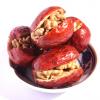 厂家直销山西土特产500g什锦红枣夹核桃休闲零食美脑枣批发