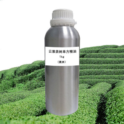 直供澳洲天然茶树单方精油1kg厂家直销原料香薰护肤OEM批发包邮
