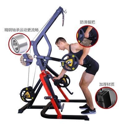 伟丰综合训练器材多功能大型力量商用健身房私教工作室深蹲卧推架