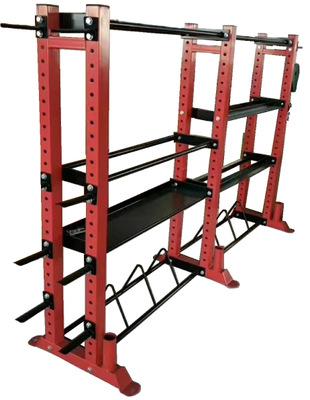 健身房多功能储物架壶铃架药球架能量包架私教小工具储物架