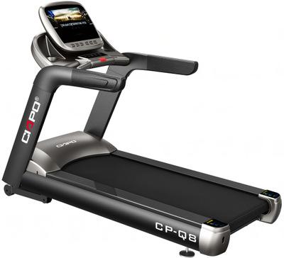 畅跑CP-Q8豪华商用高端电动静音大型健身房专用跑步机