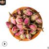 玫瑰花茶 平阴玫瑰 无硫花草茶重瓣玫瑰花冠