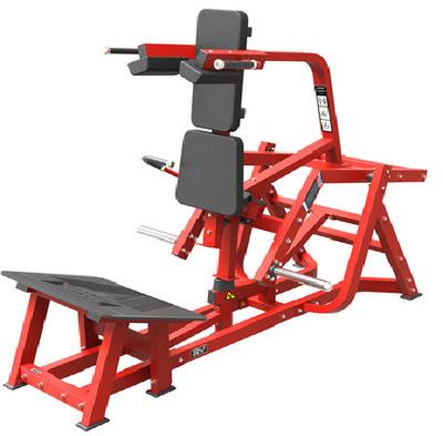 商用哈克深蹲训练器哈克深蹲健身器材生产厂家大健身器材投标家用