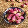 玫瑰花茶罐装茶批发瓶装茶干玫瑰花草茶花茶批发一件代发